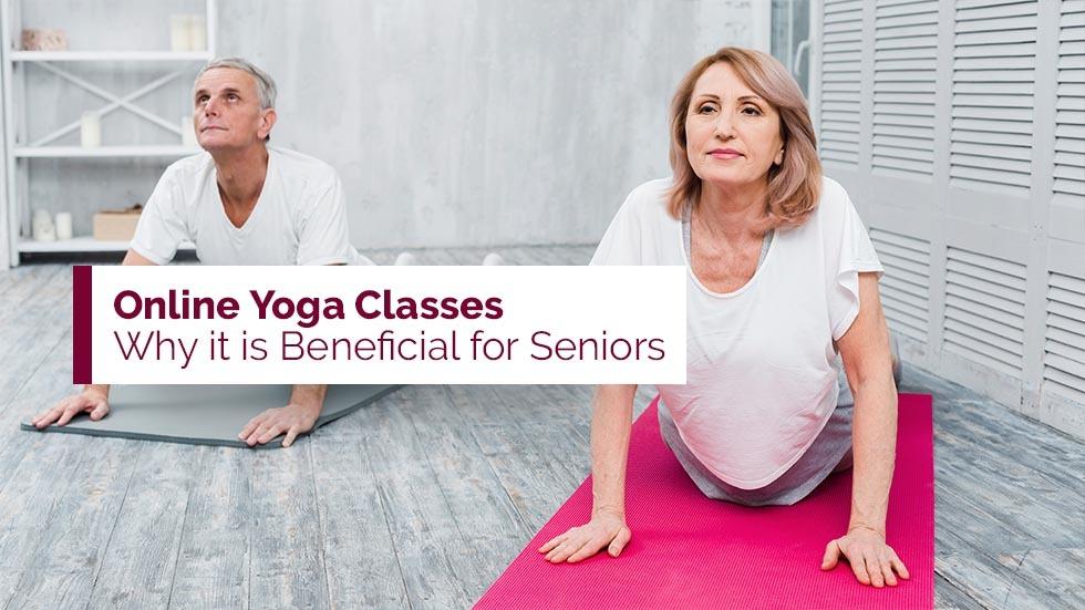 Yoga Classes For Seniors