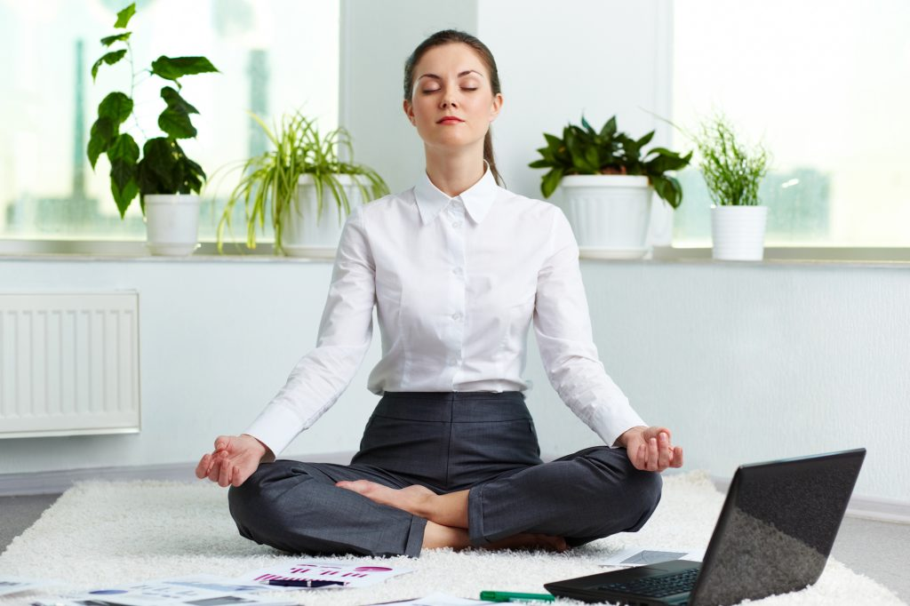 Corporate Yoga Classes in Dubai