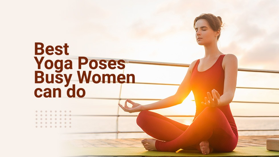 Yoga poses For women