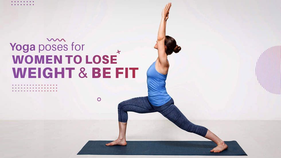 Yoga Poses For Ladies