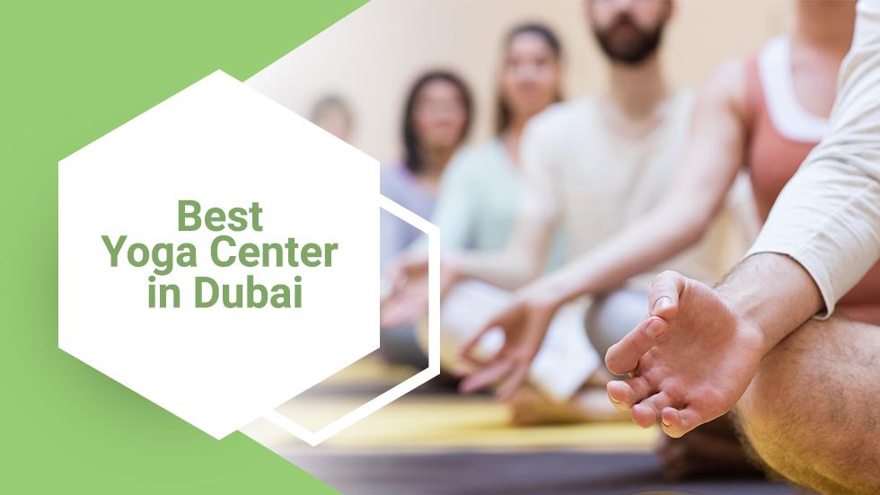 Yoga Center in Dubai